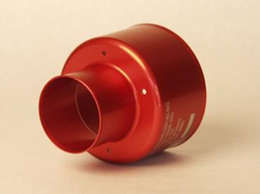 Aluminum 6061-T4  /  Anodized